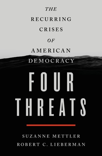 Book Cover for Four Threats