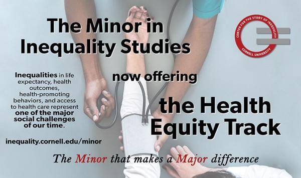 Health Equity Track Poster