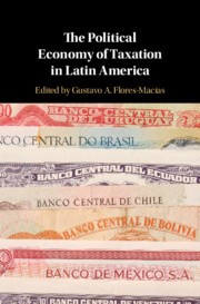 Book Cover for The Political Economy of Taxation in Latin America