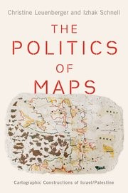 Book Cover for The Politics of Maps