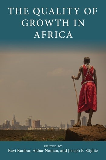 Book Cover for Quality of Growth in Africa